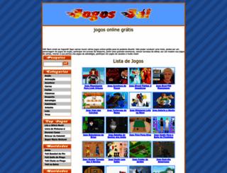 jogosja.com screenshot