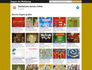 jogosmahjong.com.br screenshot