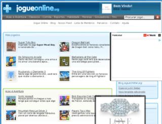 jogueonline.org screenshot