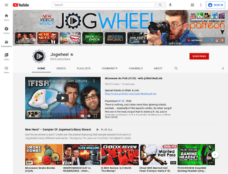 jogwheel.com screenshot