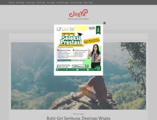 jogya.com screenshot