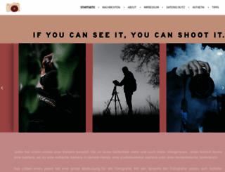 johannes-leckebusch.de screenshot
