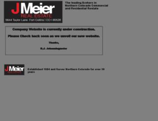 johanningmeier.com screenshot
