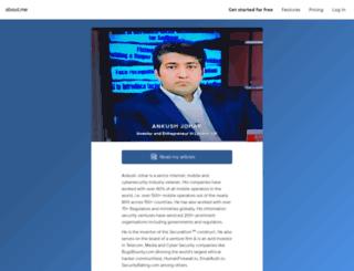 johar.com screenshot