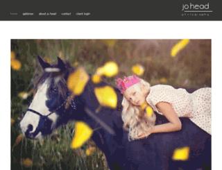 johead.co.nz screenshot