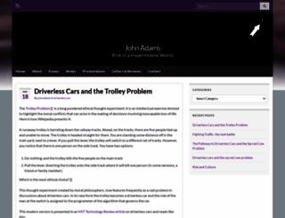 john-adams.co.uk screenshot