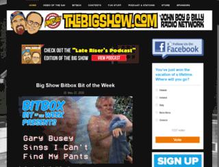 johnboyandbilly.com screenshot