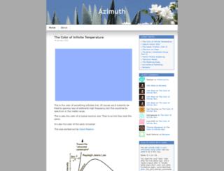 johncarlosbaez.wordpress.com screenshot