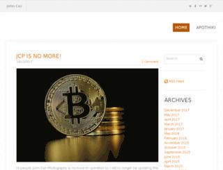 johncaz.net screenshot