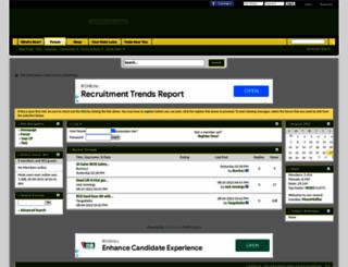johndeeregatorforum.com screenshot