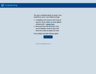 johnleper.wordpress.com screenshot