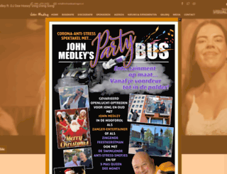 johnmedley.nl screenshot
