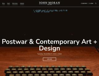 johnmoran.com screenshot