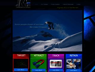 johnmorrisenterprises.com screenshot