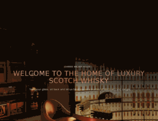 johnniewalkerhouse.com screenshot