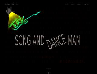 johnnyturk.com screenshot