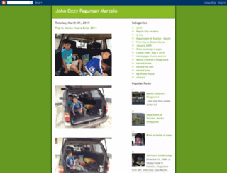 johnozzypagunsanmarcelo.blogspot.com screenshot