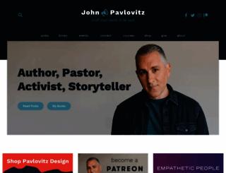 johnpavlovitz.com screenshot