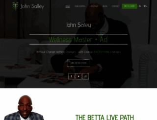 johnsalley.com screenshot