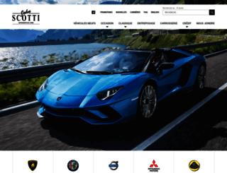 johnscotti.com screenshot
