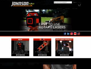 johnsonlevel.com screenshot