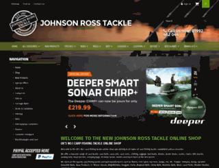 johnsonrosstackle.co.uk screenshot