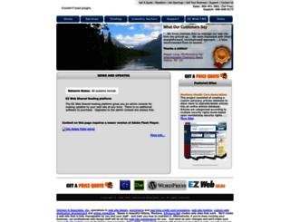 johnsons.net screenshot