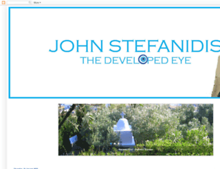 johnstefanidis.blogspot.com screenshot