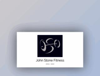 johnstonefitness.com screenshot