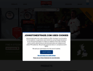 johnstonestrade.com screenshot