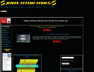 johntitor.com screenshot