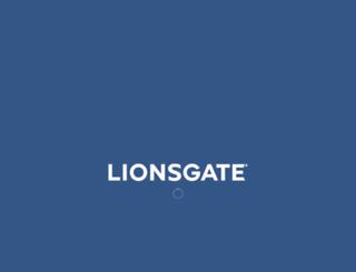 johnwickthemovie.com screenshot