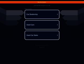 johnwilkinscars.co.uk screenshot