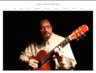johnwillingham.com screenshot