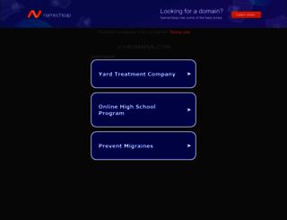 johnwmann.com screenshot