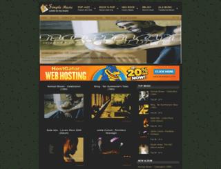 johny-simplemusic.blogspot.com screenshot