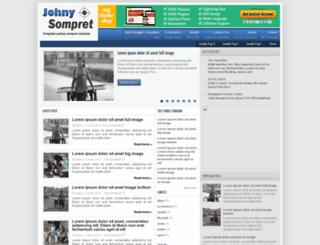 johny-sompret.blogspot.com screenshot