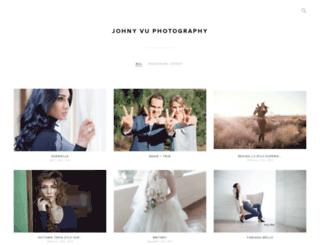 johnyvuphotography.pixieset.com screenshot