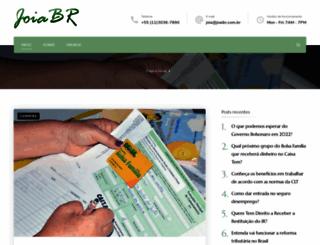 joiabr.com.br screenshot