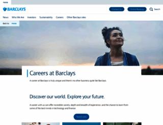 joinbarclays.com screenshot