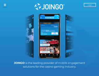 joingo.com screenshot