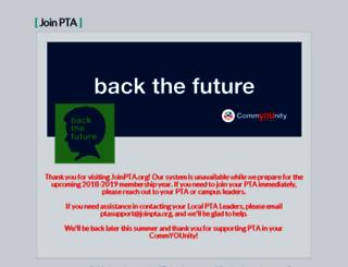joinpta.org screenshot