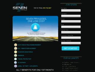 joinseven.com screenshot