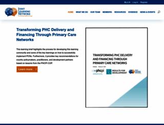 jointlearningnetwork.org screenshot