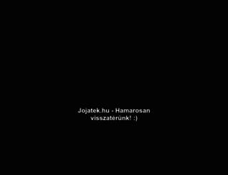 jojatek.hu screenshot