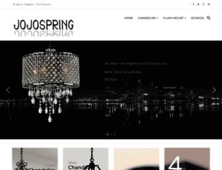 jojospring.com screenshot