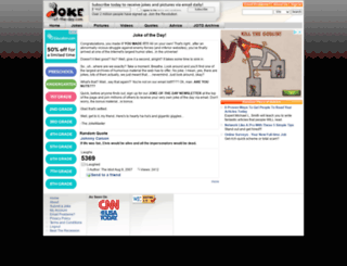 joke-of-the-day.com screenshot
