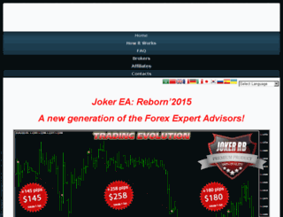 joker-ea.com screenshot