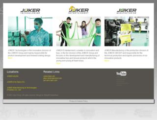joker-group.net screenshot