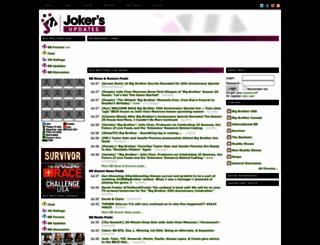 jokersupdates.com screenshot